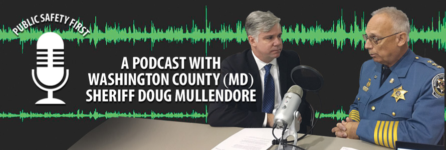 Washington County's Doug Mullendore chats with host Dave Buchanan