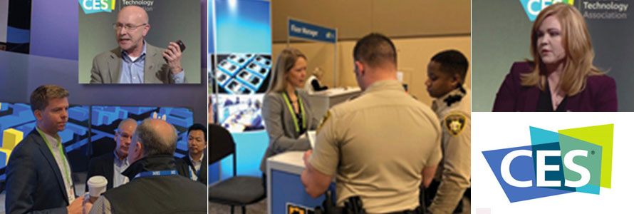 FirstNet Brings Tech Focus to Community Resiliency; Encourages Innovation for First Responders at CES 2019