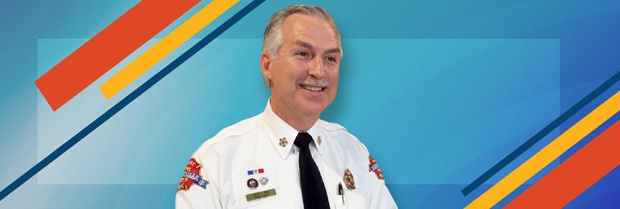 Chief Jeffrey Lane