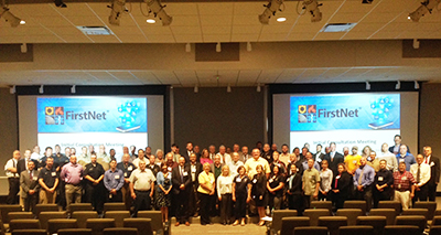 More than 60 public safety stakeholders attended the Ohio Consultation Meeting.