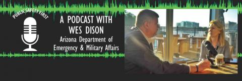 Lesia Dickson sits down with Arizona DEMA's Wes Dison
