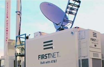 """""""A FirstNet deployable boosted communications for Citizen Potawatomi Nation first responders at the annual FireLake Fireflight Balloon Festival."""""""