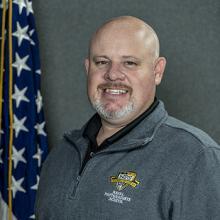 Headshot of Chuck Murph